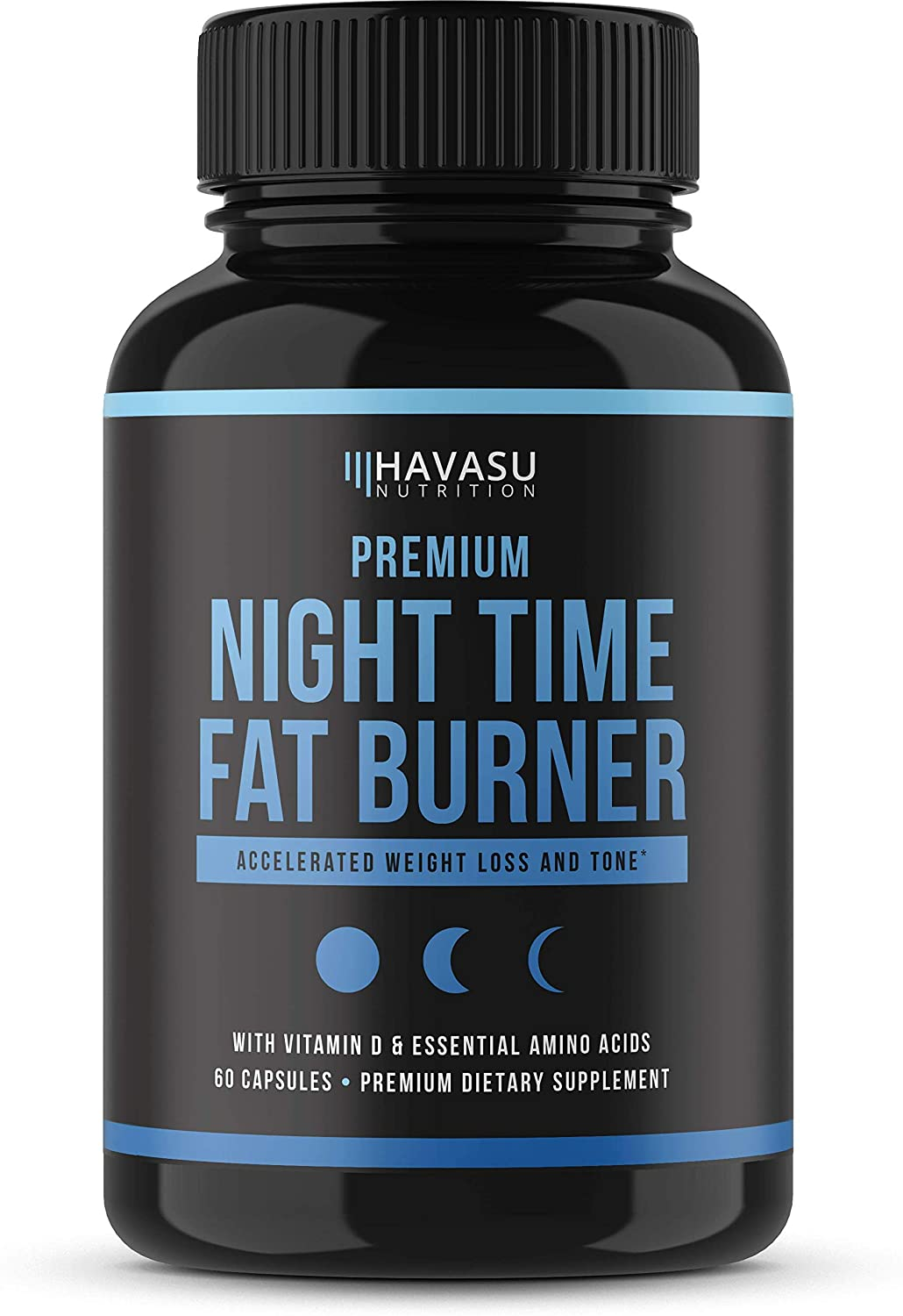 Havasu Nutrition Premium Night Time Weight Loss Pills With